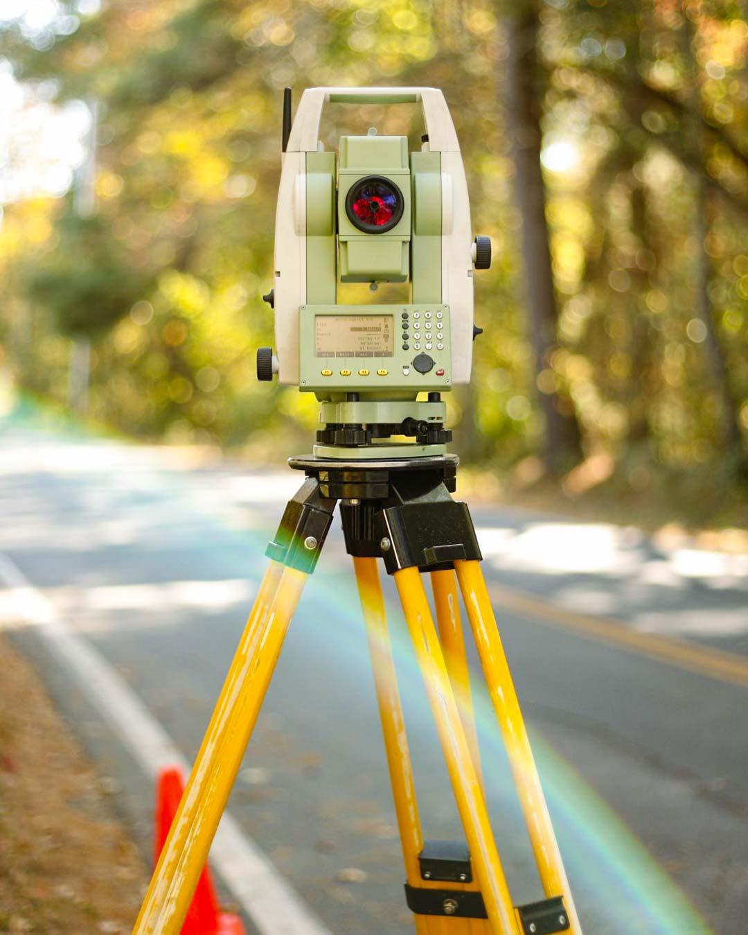 industrial land surveying | Promised Land Survey LLC, Derry, NH